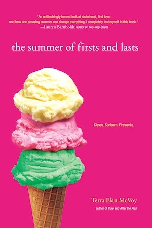 Summer of Firsts and Lasts